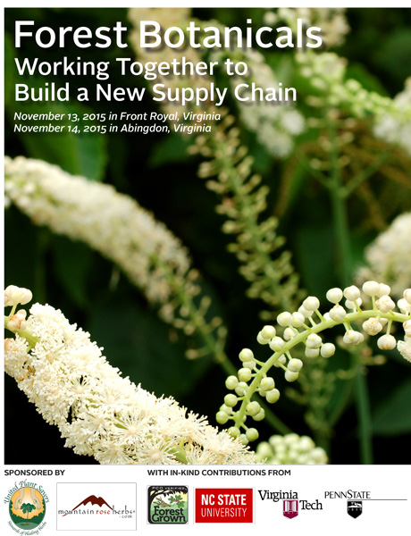 Forest Botanicals: Working Together to Build a New Supply Chain
